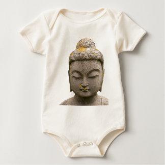 Statue principale de Bouddha (décolorée et Body
