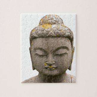 Statue principale de Bouddha (décolorée et Puzzle