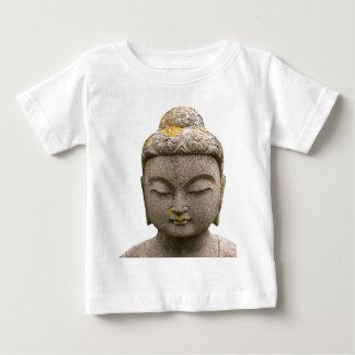Statue principale de Bouddha (décolorée et T-shirt Pour Bébé