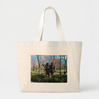 Statues au Washington DC Grand Tote Bag