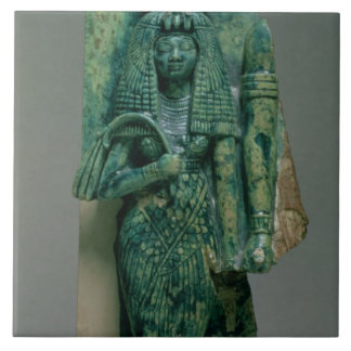 Statuette de la Reine Tiye, épouse d'Amenophis III Grand Carreau Carré