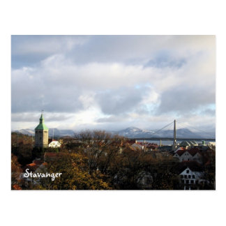 Stavanger, Norvège Carte Postale