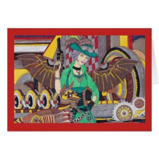 Steampunk 1 carte