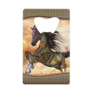 Steampunk, cheval impressionnant de steampunk