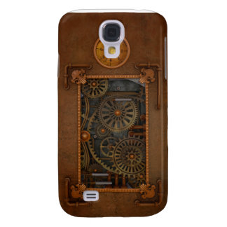 Steampunk Coque Galaxy S4