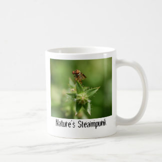 Steampunk de la nature mug à café