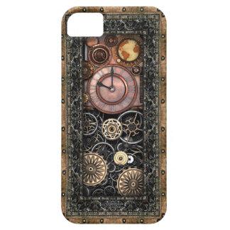 Steampunk élégant coque iPhone 5 Case-Mate