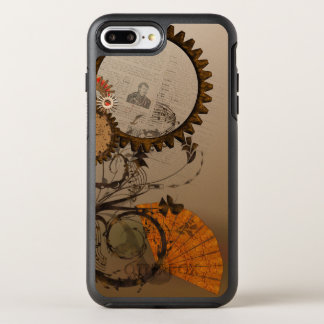 Steampunk embraye le cru de coque iphone victorien