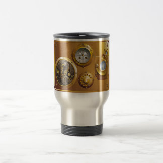 Steampunk horloge tasse