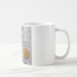 Steampunk industriel mug blanc