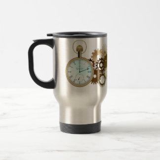 Steampunk Mug De Voyage