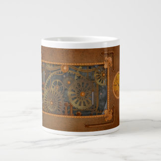 Steampunk Mug Jumbo