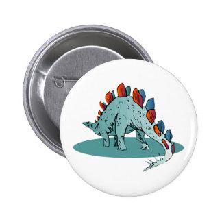 Stegosaurus (3) badge