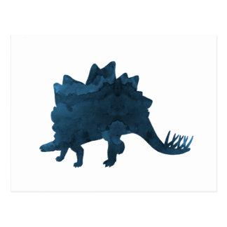 Stegosaurus Cartes Postales