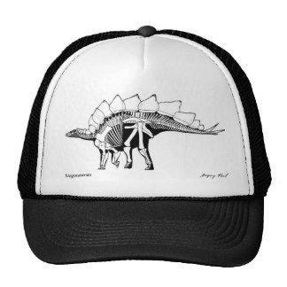 Stegosaurus Gregory Paul de casquette de dinosaure