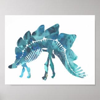 Stegosaurus Posters