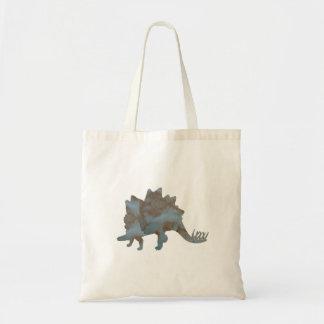 Stegosaurus Sacs En Toile