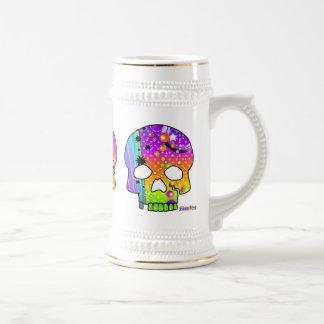 Stein - CRÂNES d'ART de POP Chope À Bière