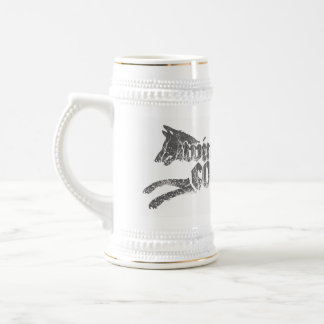 Stein de la main chope à bière