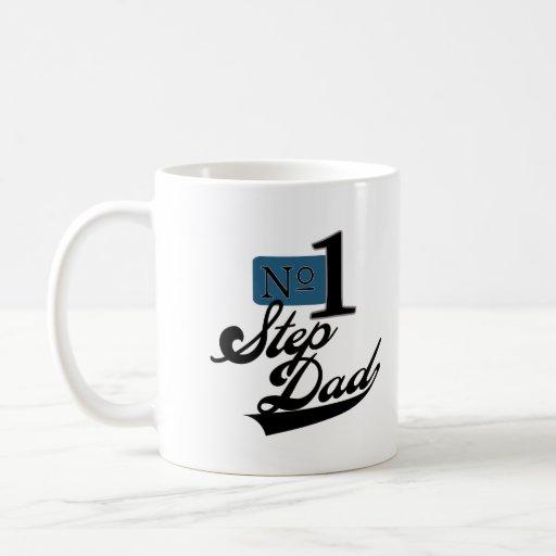 StepDad du numéro un Mug À Café