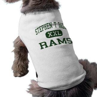 Stephen T Badin - RAM - haut - Hamilton Ohio T-shirt Pour Animal Domestique