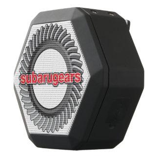 Stéréo avec des erreurs de bluetooth de haut-parleurs noirs sans-fils