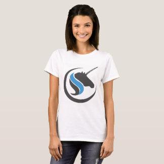 Sterling et T-shirt en pierre de licorne
