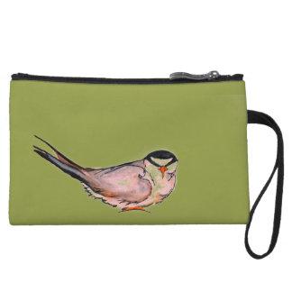 Sterne sur le mini embrayage olive sacs à main avec anse