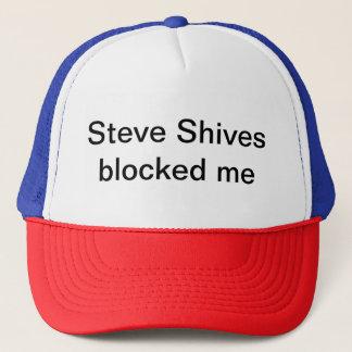 Steve Shives m'a bloqué casquette