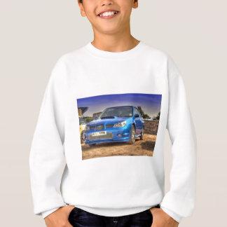"""STi de Subaru Impreza """"Hawkeye"""" dans le bleu Sweatshirt"""