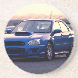 STi de Subaru Impreza WRX Dessous De Verre