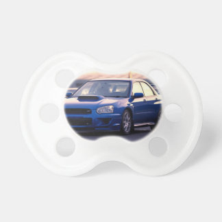 STi de Subaru Impreza WRX Sucette Pour Bébé