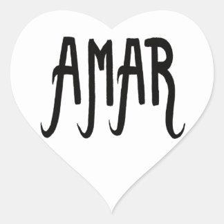 Sticker Amour #14 Sticker Cœur
