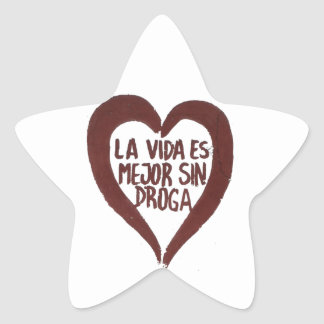 Sticker Amour #5 Sticker Étoile