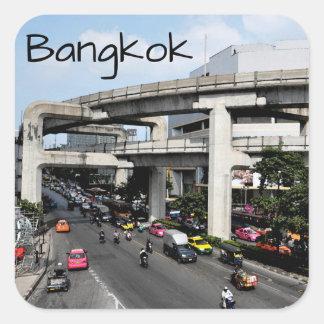 Sticker Carré Bangkok