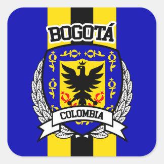 Sticker Carré Bogotá