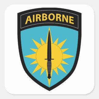 Sticker Carré Commande d'opérations spéciales Pacifique