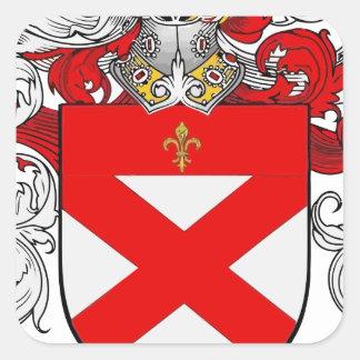 Sticker Carré cowan