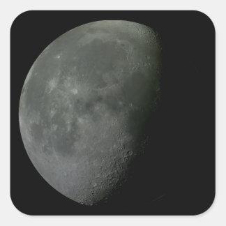 Sticker Carré Croissant de lune !