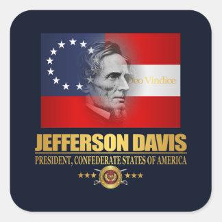 Sticker Carré Davis (patriote du sud)