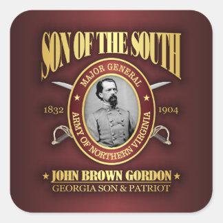 Sticker Carré Gordon (SOTS2)