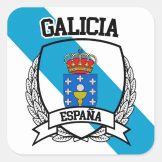 Sticker Carré La Galicie