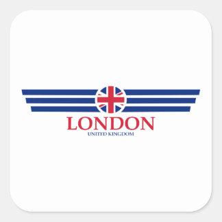Sticker Carré Londres