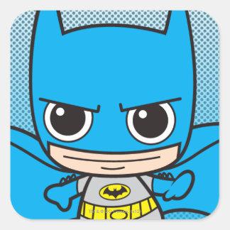 Sticker Carré Mini fonctionnement de Batman