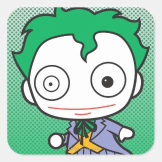 Sticker Carré Mini joker