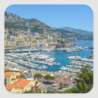 Sticker Carré Monte Carlo Monaco