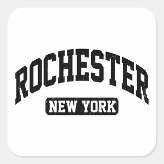 Sticker Carré Rochester New York
