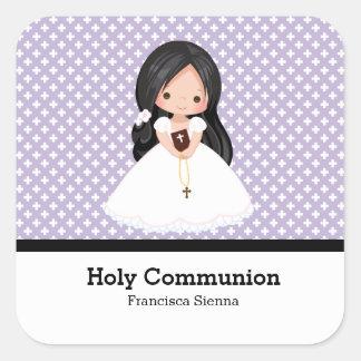 Sticker Carré Sainte communion