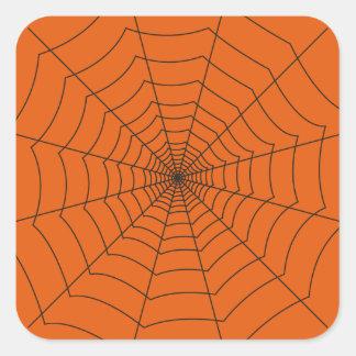 Sticker Carré spider
