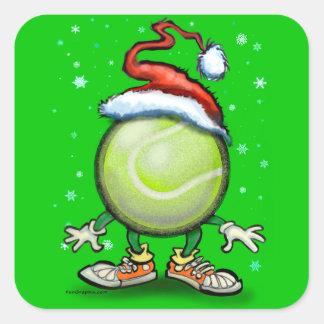 Sticker Carré Tennis Elf